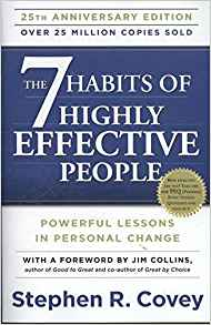 best small business books for productivity, 7 habit stephen covey, donnie bailey austin