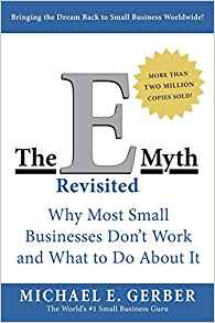 best small business books for time management, emyth michael gerber,
