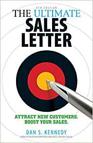 best small business books for sales, sales letter dan kennedy, kyle bailey austin