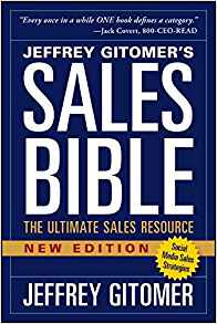 best small business books for austin sales, austin sales consulting, sales bible jeffrey gitomer