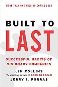 best small business books for Austin management, built to last jim collins