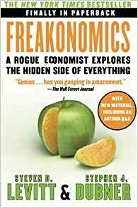 best small business books for sales, freakonomics steven levitt,