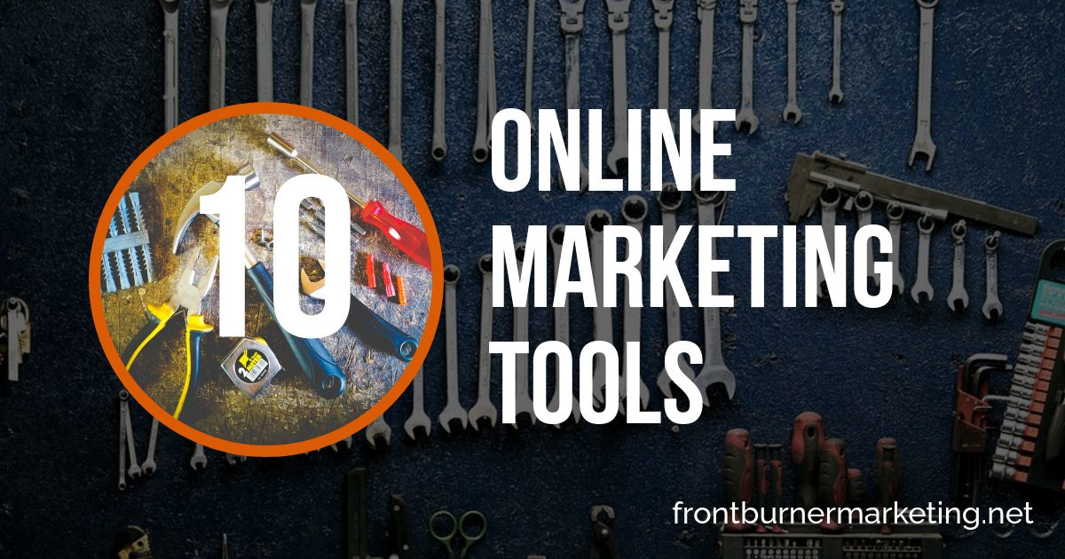Online Marketing Tools Small Businesses Austin