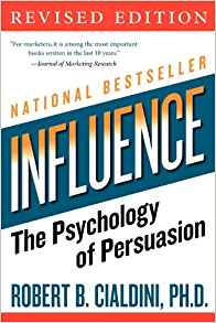 best small business sales books, Psychology of Persuasion business book