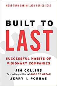 best business books for Austin management, built to last jim collins