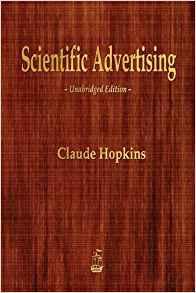 best small business advertising books, scientific advertising claude hopkins