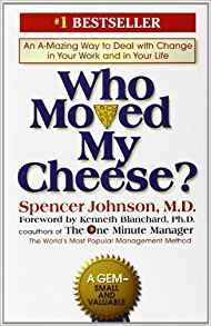 best austin small business management books, donnie bailey austin, moved my cheese spencer johnson