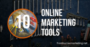 Online Marketing Tools for Austin Small Business Marketing, Online marketing tools