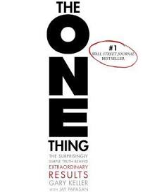 best small business books for time management, The one thing gary keller